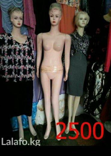 Продаются манекены для бизнеса в отличном состоянии. (г. каракол ) в Каракол