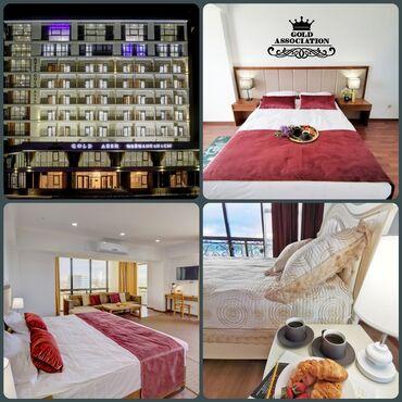 Отдых на Иссык-Куле - Кыргызстан: VIP-отель по минимальной цене!   Уникальный 10-этажный отель Gold ASSO