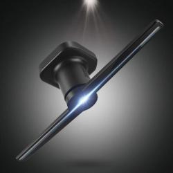 Голографический проектор вентилятор 3D 43 смГолографический 3D