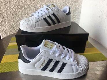 Ženska patike i atletske cipele - Pozega: Adidas superstar 2500 dinara Brojevi od 36 do 46