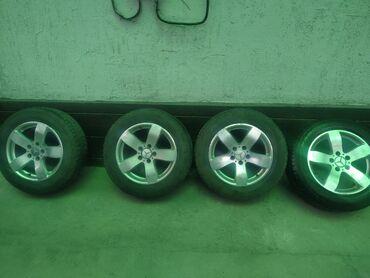 Срочно продаю диски от w211 / 211, размер 215/60 215 60 R16 / Р16