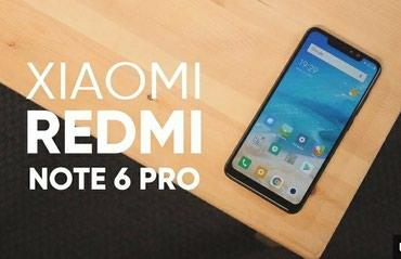 Xiaomi redmi 6 pro 4/64. в Bakı