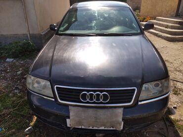 Audi в Ак-Джол: Audi A6 Allroad Quattro 2.4 л. 2000