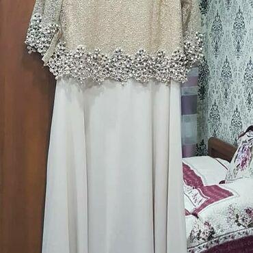 бижутерия камень сваровский в Кыргызстан: Продаю турецкое платье 52-54 размера. носила на свадьбу дочери на пару