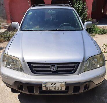 bu face the - Azərbaycan: Honda CR-V 2 l. 1998 | 311000 km