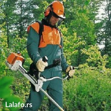 Usluge košenja trave i sečenje drva, povoljno, dolazak isti dan - Beograd