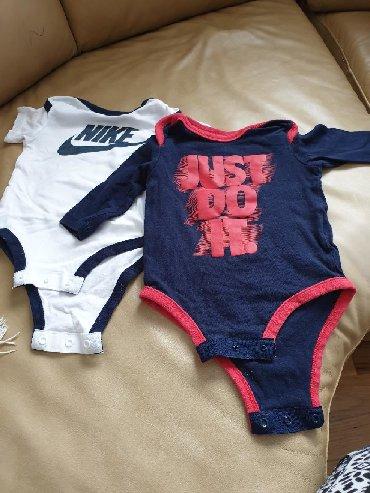 Bodi - Borca: Body 2kom.Nike original.velicina 60-65cm