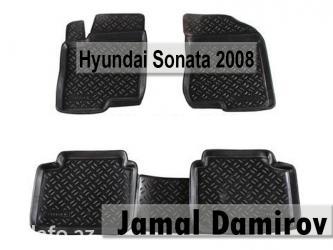 Hyundai Sonata 2008 üçün poliuretan ayaqaltılar, в Bakı