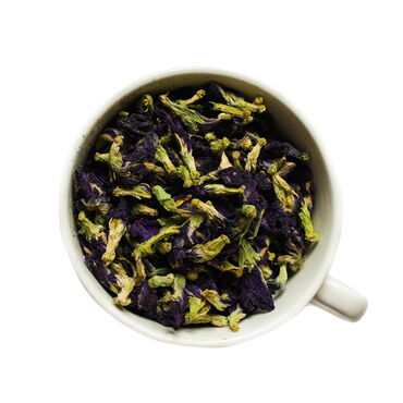 чан в Кыргызстан: Синий чай Ан Чан из Таиланда.GUTENBERGСостав Анчана – кладезь