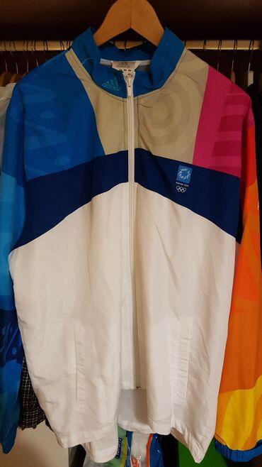 Αυθεντικό Μπουφάν Ολυμπιακών Αγώνων -Αθήνα 2004 Άριστη κατάσταση
