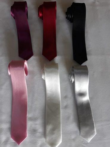 Na prodaju muske uske kravate. Nove. Cena za komad - Belgrade