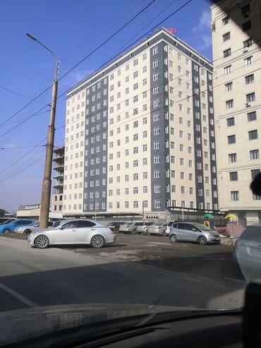 Продажа квартир - Жженый кирпич - Бишкек: 1 комната, 38 кв. м Лифт, Раздельный санузел