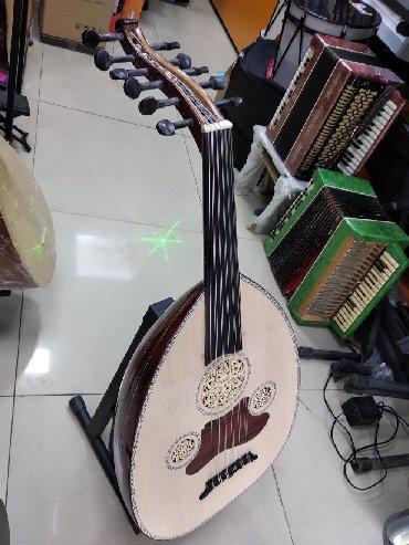 цыганские музыкальные инструменты в Азербайджан: Ud musiqi aləti+ çanta hədiyyə təzə