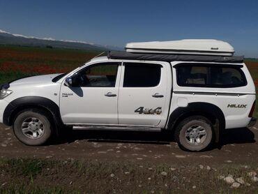 Toyota Hi-Lux 2.5 л. 2008   223000 км
