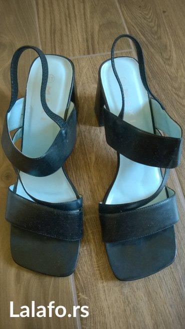 Zenske sandale br. 41, kao nove! Kupljene u nemackoj - Lajkovac