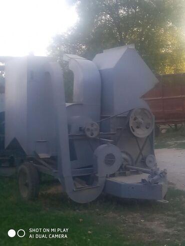 Трактор т 25 цена бу - Кыргызстан: Продаю фосольный комбайн  Новый 2018го года с бункером В таласе