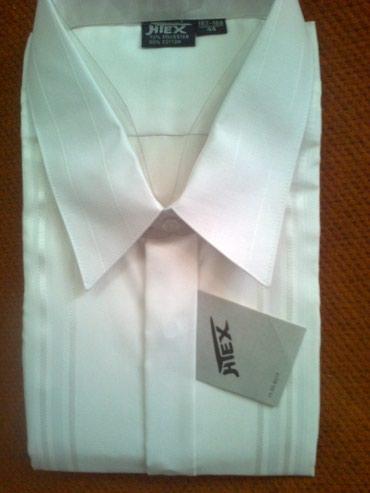 Очень красивая новая рубашка, чисто в Бишкек