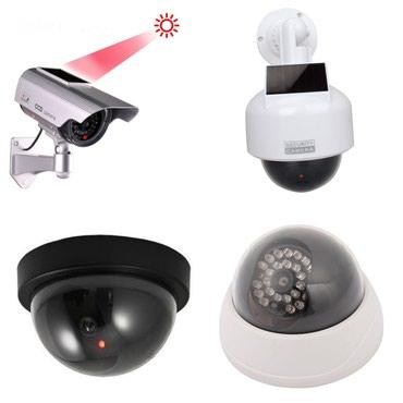 Lažne kamere za video nadzor - za odvraćenje nepoželjnih - Pancevo