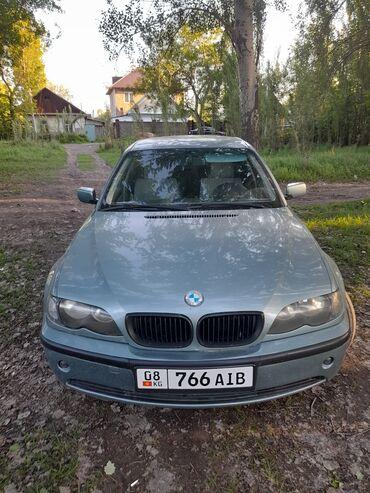BMW 320 2.2 л. 2003 | 222222 км