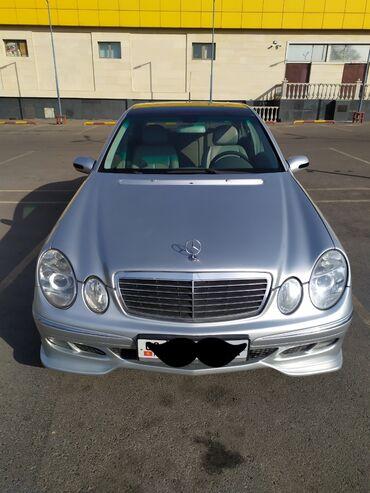 Mercedes-Benz E-Class 2.2 л. 2005 | 222893 км