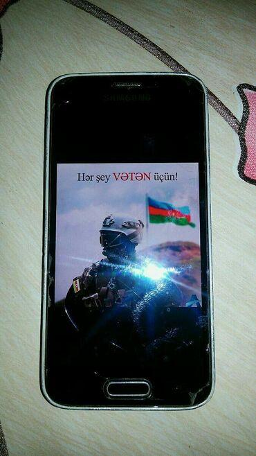 Telefonlar samsung - Azərbaycan: İşlənmiş Samsung Galaxy S5 Mini 16 GB qara