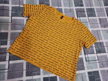 Personalni proizvodi | Subotica: Zenska majica Sinsayvelicina S. Kao nova