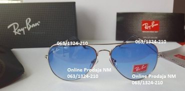 Ray Ban Aviator Gradient Blue - Vrsac