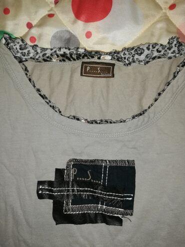 Nike majica - Srbija: Majica, veličina 36. Jako prijatna, pamučna. Ima dve male flekice