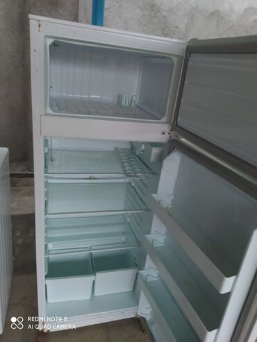Б/у Side-By-Side (двухдверный) Белый холодильник