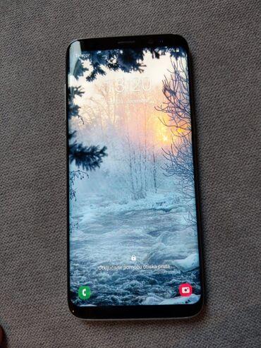Pre meseca placene ali sam pr - Srbija: Upotrebljen Samsung Galaxy S8 64 GB Silver