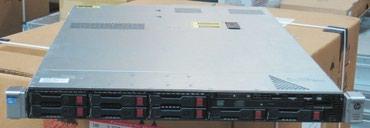 Сервер HP Proliant DL360p G8 Server (12-ядер в Бишкек