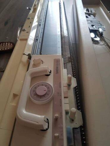 Электроника - Каракол: Двухфонтурная вязальная машина 3 класса Японского производства в