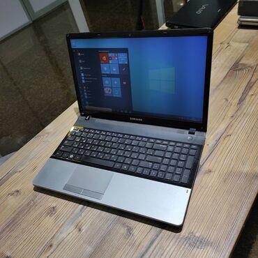 Samsung 6 - Кыргызстан: Ноутбук Samsung в отличном состоянии• Процессор Intel Pentium CPU B950