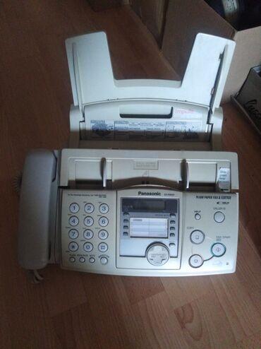 Ostalo | Petrovac na Mlavi: Potpuno ispravan Fax štampač Panasonic za samo 1000. slanje