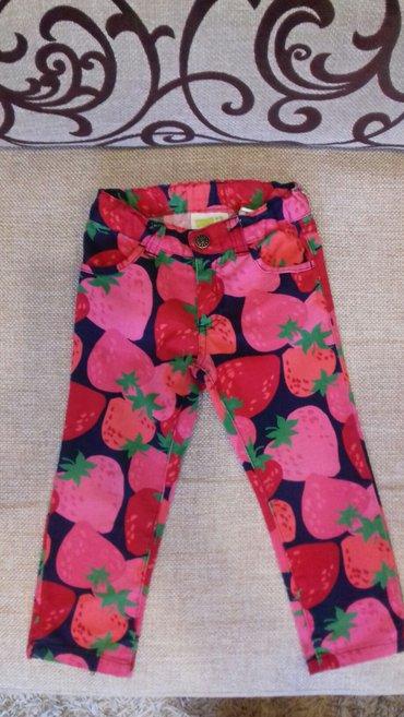 Продаю б/у джинсы из США фирмы Crazy 8 на девочку 1,5 - 2 года в отлич в Бишкек