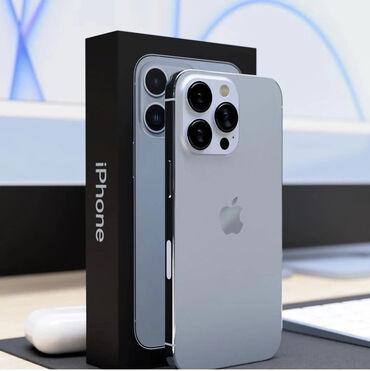 IPhone 13 Pro | 128 GB | Göy Yeni | Zəmanət