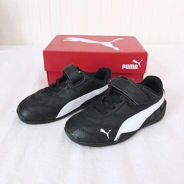 Детская обувь - Кыргызстан: Кроссовки Puma Original 27(10) размер. Новые. Не подошел размер