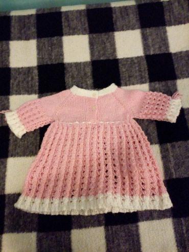 Tunika haljina Vel 1-2 god,NOVO,lepo za poklon - Vrbas