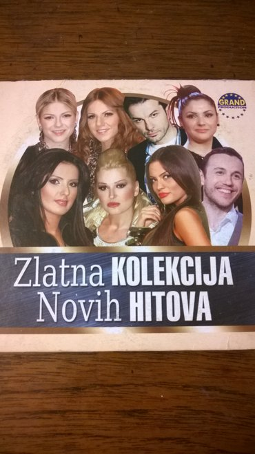 Zlatna kolekcija novih hitova - Belgrade