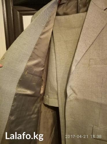 Классический костюм, новый. размер 56. в Лебединовка
