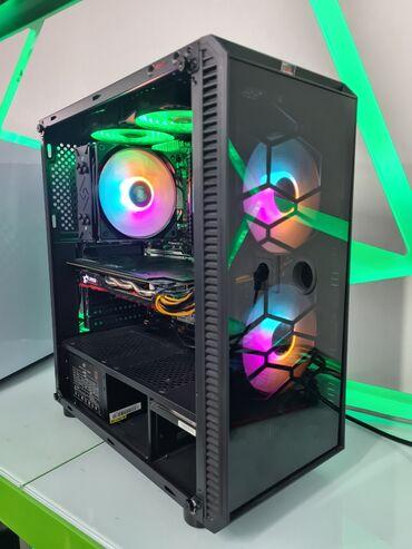 Продаю мощный и очень красивый системный блок на базе процессора AMD R