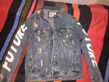 Zara jakna, kupljena u muškom odeljenju, 38, nikad nošena