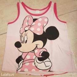 Disney mini maus majica bez rukava broj 4 - Belgrade