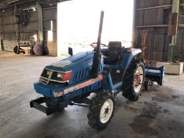 Продается надежный японский мини трактор ISEKI LANDHOPE TU200. Оснащен
