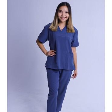 секонд хенд мужские одежды купить в Кыргызстан: Комплект медицинской спец одежды, размеры 46-52
