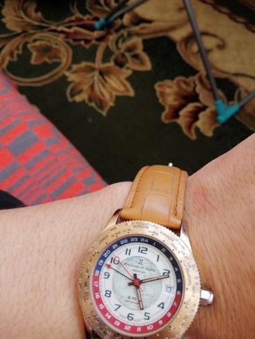 Мужские Бежевые Классические Наручные часы AM:PM в Бишкек
