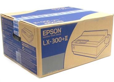 Принтер матричный EPSON LX-300+II в Бишкек