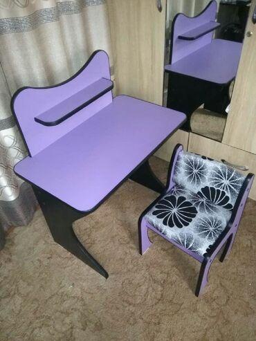 Детский стол парта. Продаю новый не пользованный детский столик парта