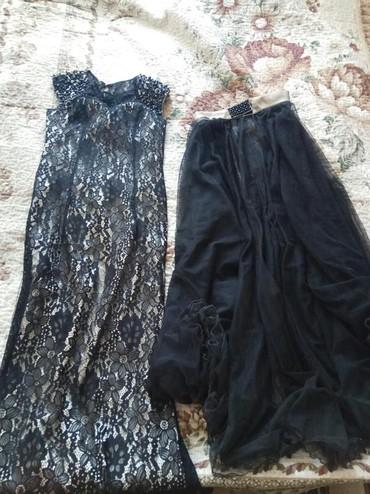 Женская одежда в Шопоков: Платье вечернее, обтягивающее со шлейфом. носила всего один раз, в