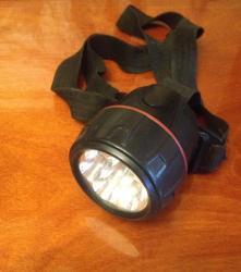 174 объявлений: Продаю светодиодный налобный аккумуляторный фонарь 2-х режимный -